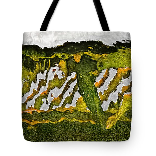 The Bridge - Me To You Tote Bag by Tom Cameron