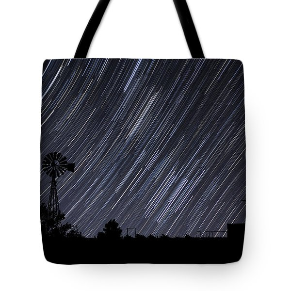 The Brighter They Shine Tote Bag by Karen Slagle