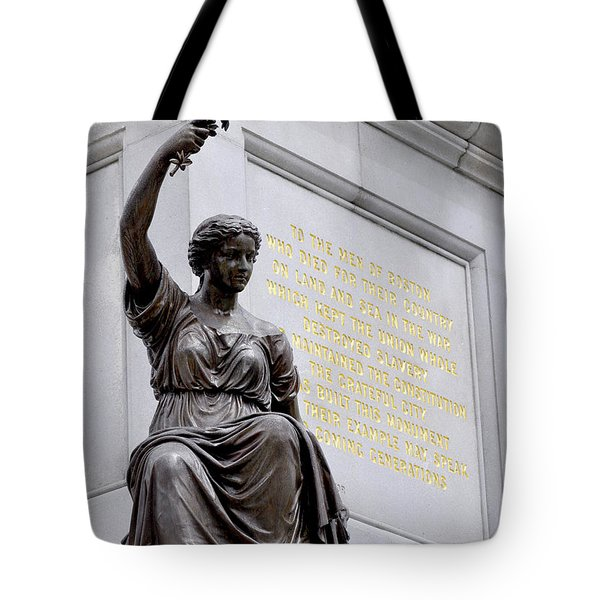 The Bringer Of Peace Tote Bag