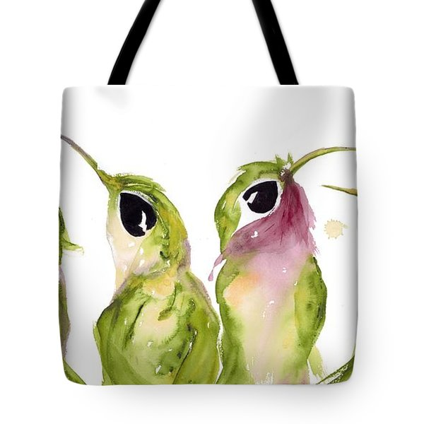 The Broad-tails Tote Bag