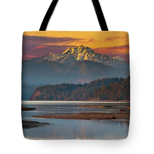 The Brothers From Hood Canal Tote Bag