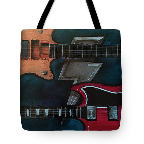 The Brothers Young Tote Bag