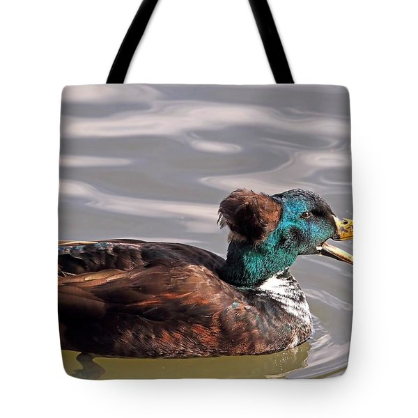 Tote Bag featuring the photograph The Brown Derby by Donna Kennedy