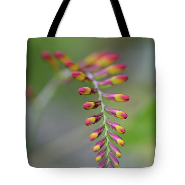The Budding Arch Tote Bag