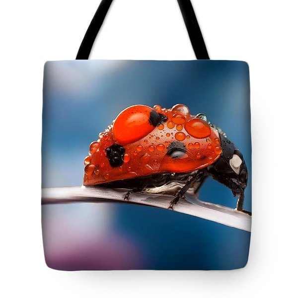 The Bug Tote Bag