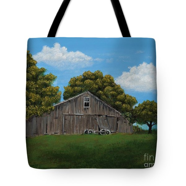 The Buggy Shed Tote Bag