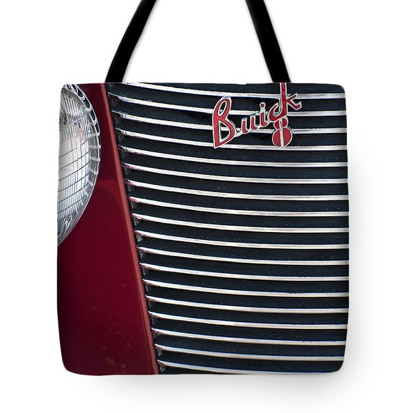 The Buick V8 Tote Bag