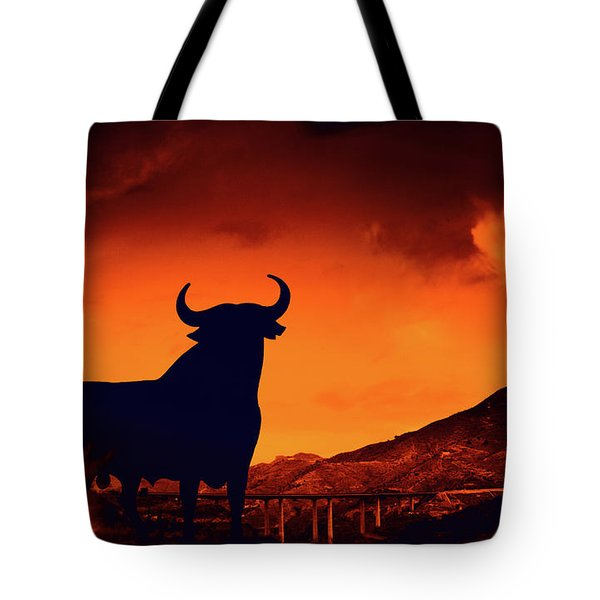 Spanish Tote Bag