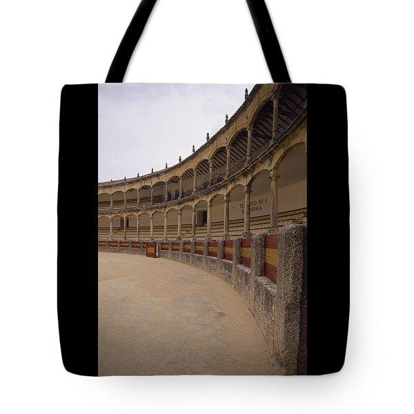 The Bullring Tote Bag