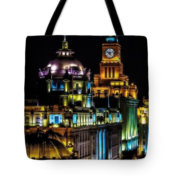 The Bund Tote Bag