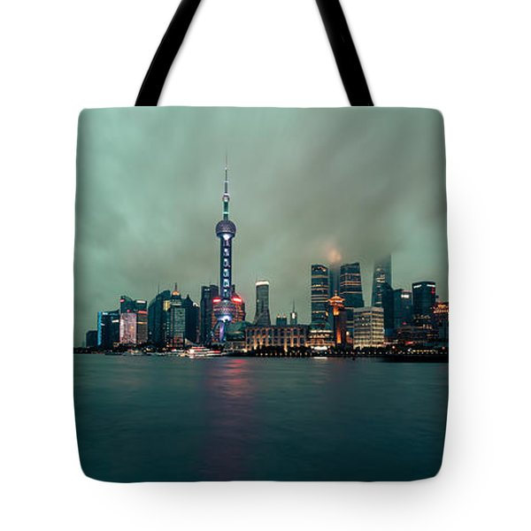 The Bund Tote Bag