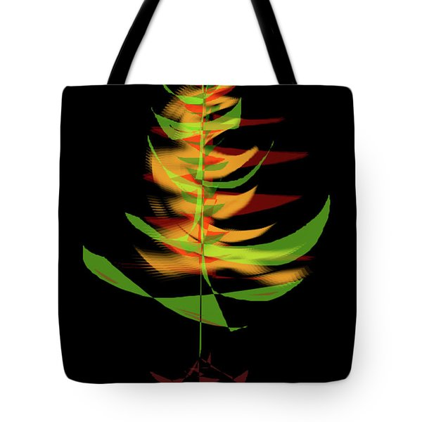 The Burning Bush Tote Bag