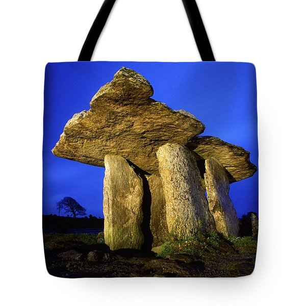 The Burren, County Clare, Ireland Tote Bag