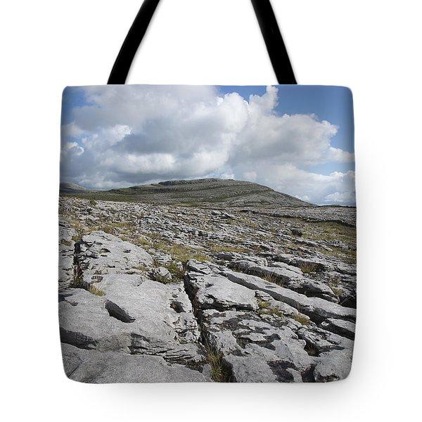 The Burren National Park Tote Bag