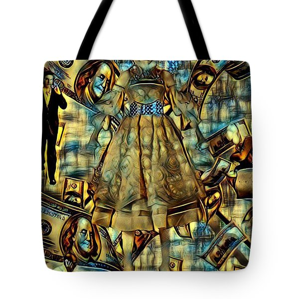 The Business Of Humans Tote Bag