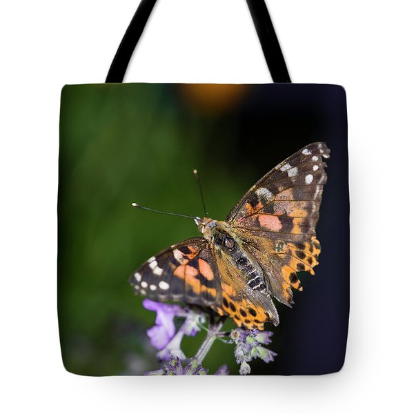 Tote Bag featuring the photograph The Butterfly Effect by Alex Lapidus