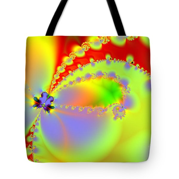 The Butterfly Effect . Summer Tote Bag