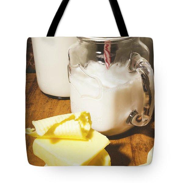 The Buttermilk Kitchen Tote Bag