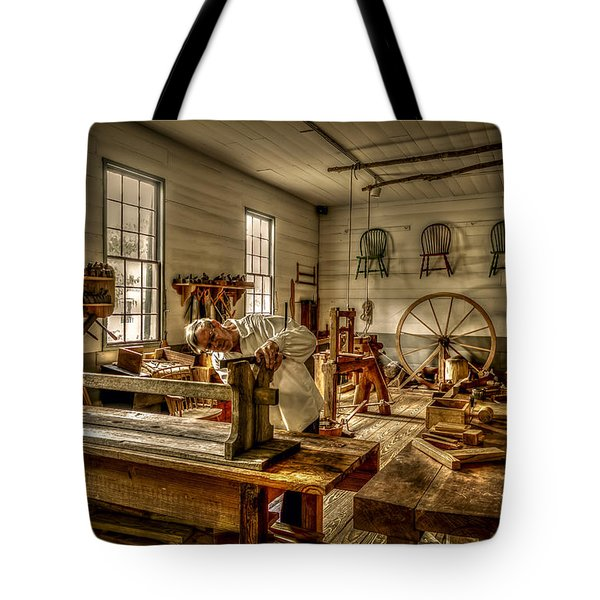 The Cabinetmaker Tote Bag