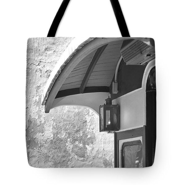 The Cable Car Nantucket Tote Bag by Charles Harden