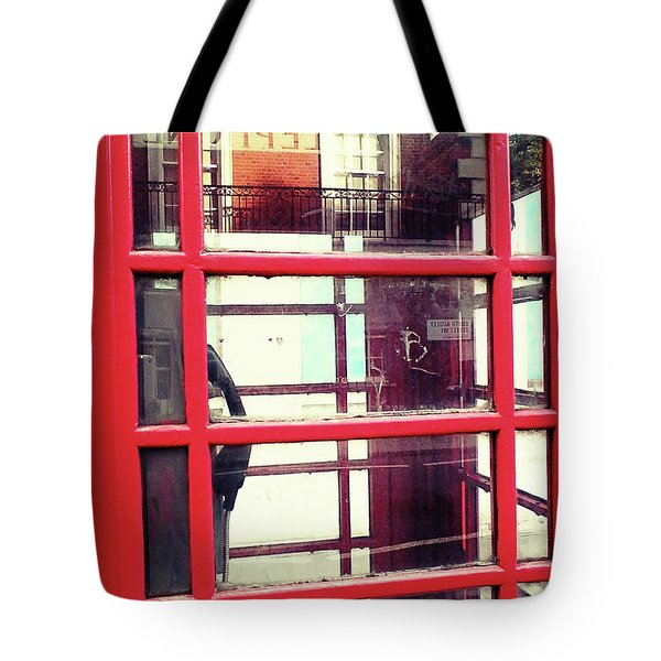Tote Bag featuring the photograph The Calling by Rebecca Harman