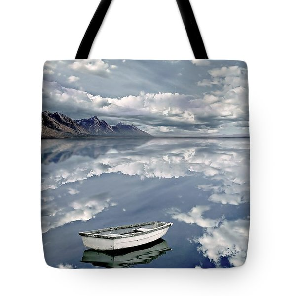 The Calm Tote Bag by Jacky Gerritsen