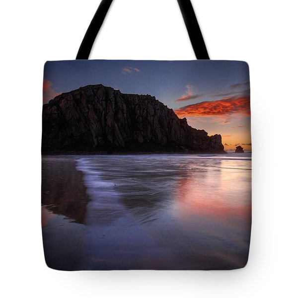 The Calm Returns Tote Bag by Tim Bryan