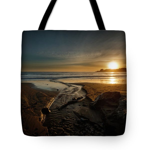 The Calming Bright Light Tote Bag