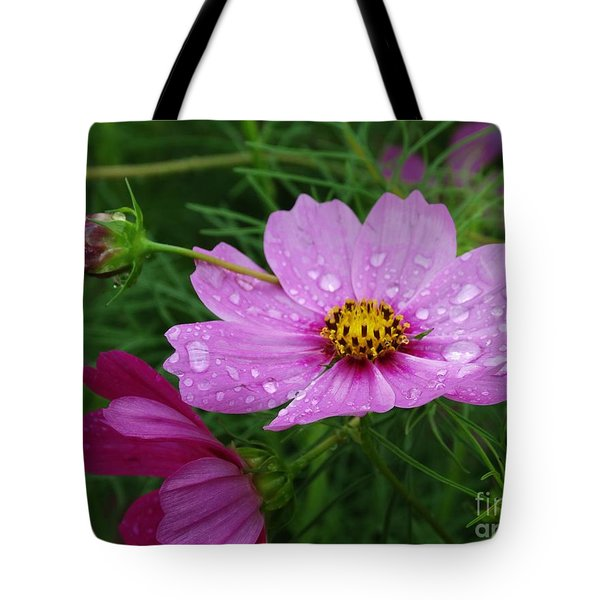 The Calming Tote Bag by J L Zarek