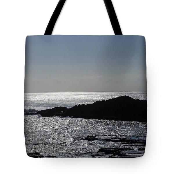 The Calming Sea Tote Bag