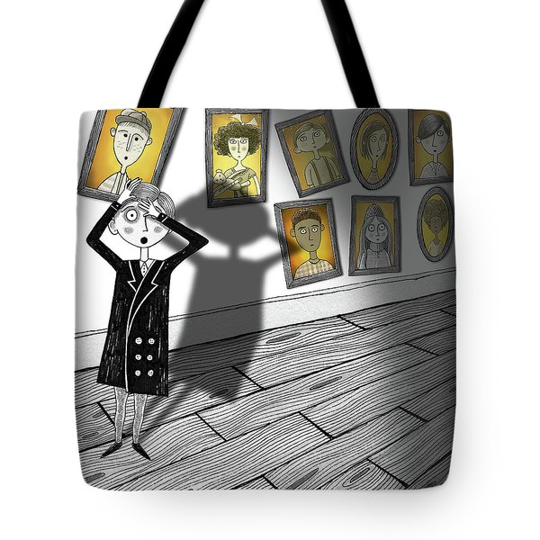 The Camera Flash  Tote Bag