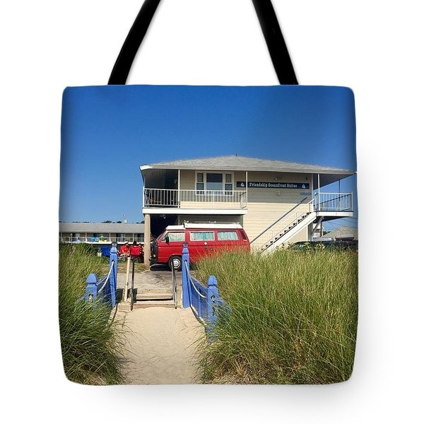 The Canadians Are Here Tote Bag