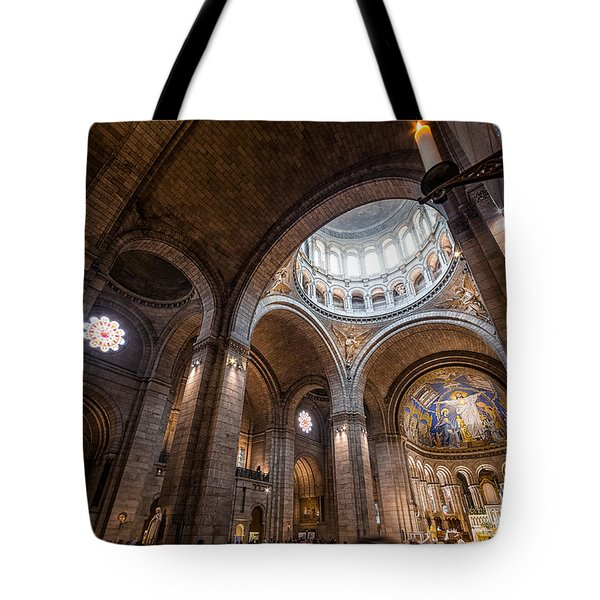 The Candle Tote Bag