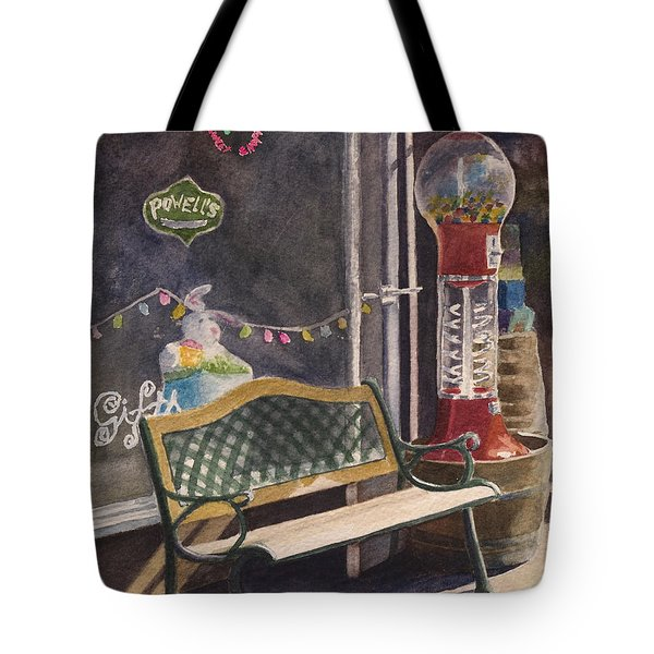 The Candy Shop Tote Bag