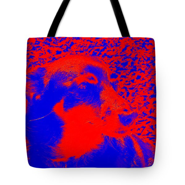 The Canine Tote Bag
