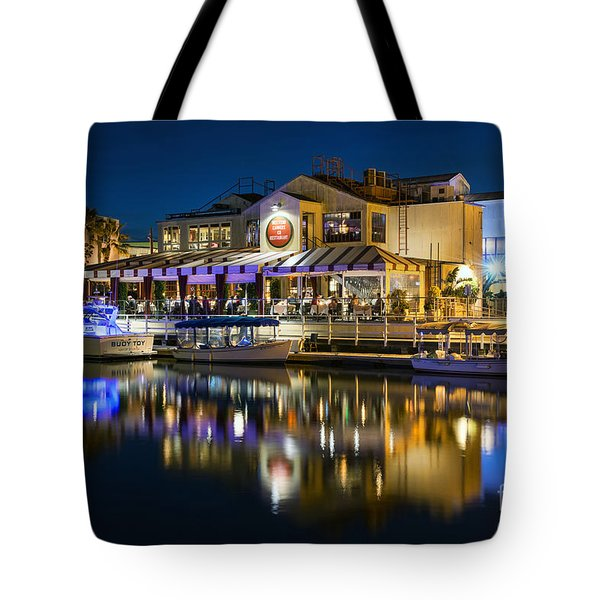 The Cannery Restaurant Tote Bag