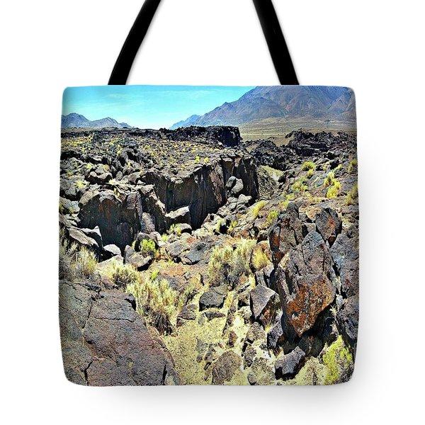 The Canyon Tote Bag