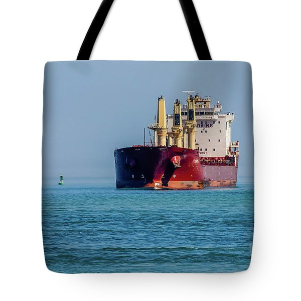 The Cape Tote Bag