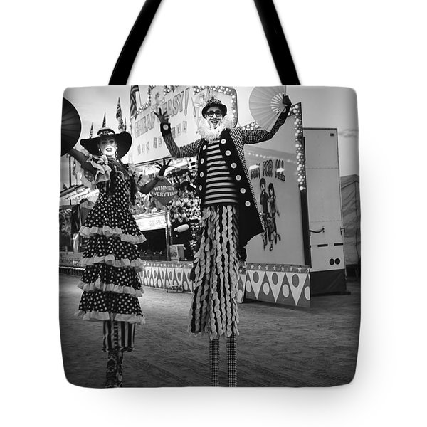 The Carnival Tote Bag