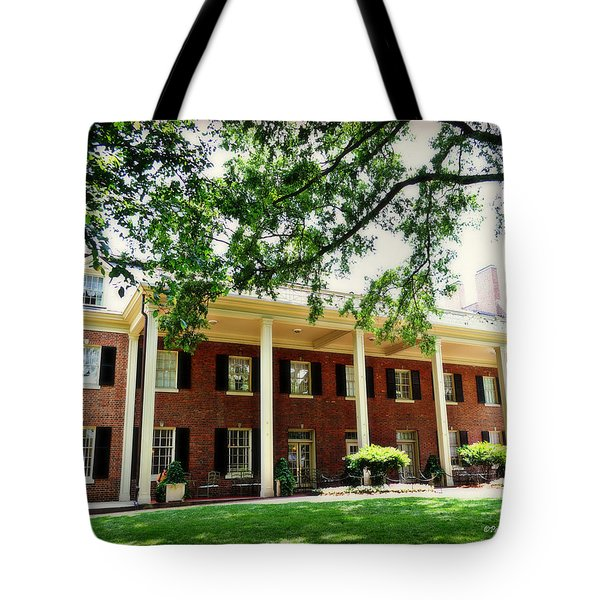 The Carolina Inn - Chapel Hill Tote Bag
