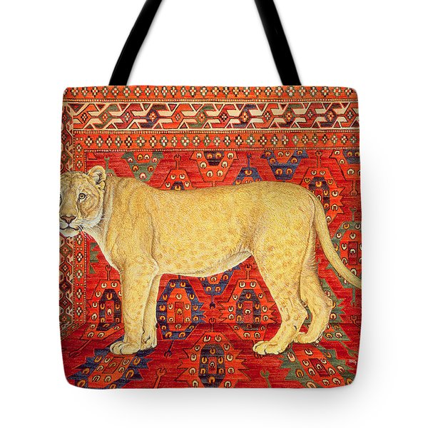 The Carpet Mouse Tote Bag by Ditz