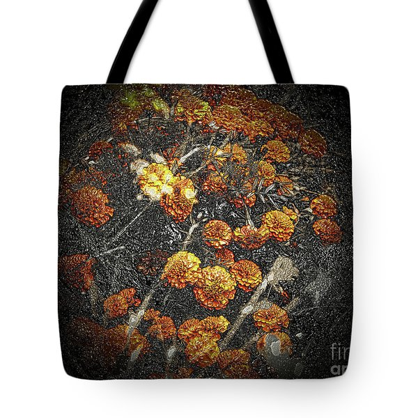 The Carved Bush Tote Bag