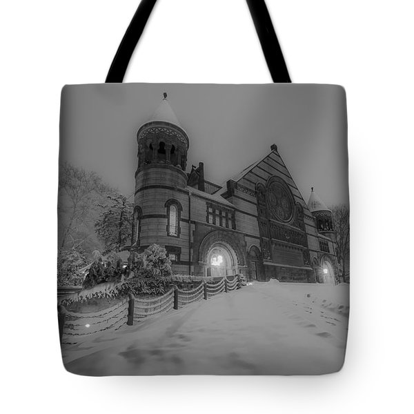 The Castle 2 Tote Bag