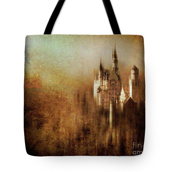 The Castle Tote Bag
