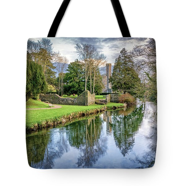 The Castle Walk Tote Bag