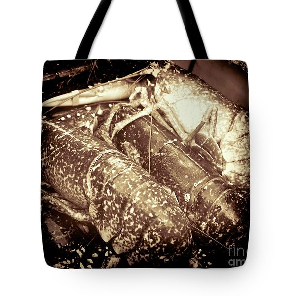 The Catch  Tote Bag by Baggieoldboy