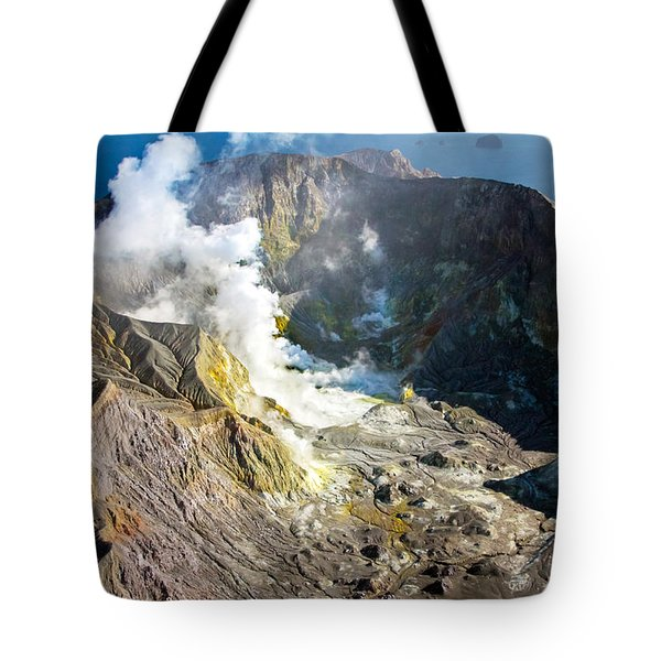 The Cauldron Tote Bag