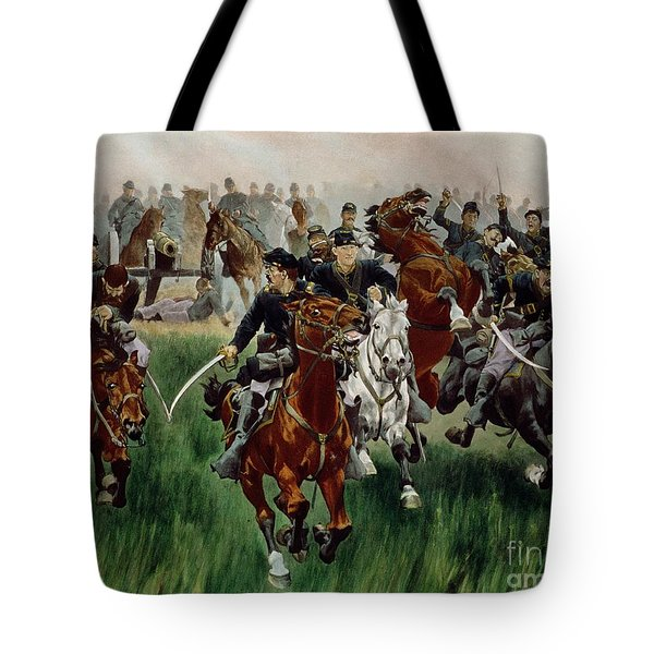 The Cavalry Tote Bag