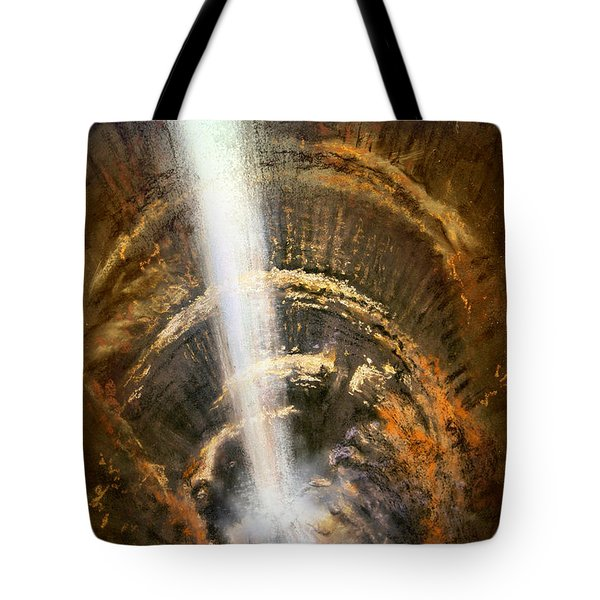 The Cavern Tote Bag by Andrew King