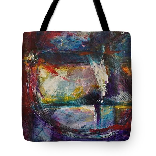 The Center Tote Bag
